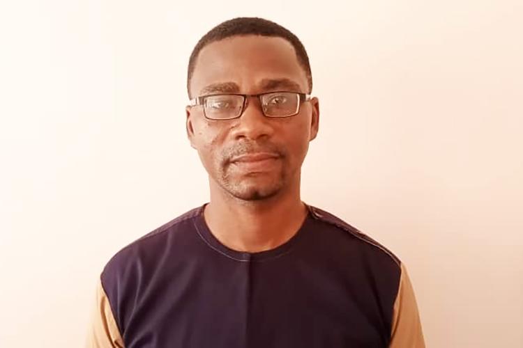 Picture of Benjamin Teye-Aborbi